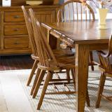 Liberty Furniture | Dining Bow Back Side Chairs - Oak in Richmond Virginia 11610
