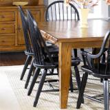 Liberty Furniture | Dining Bow Back Side Chairs - Black in Richmond,VA 11618