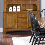 Liberty Furniture | Dining Buffets - Oak in Hampton(Norfolk), Virginia 11644