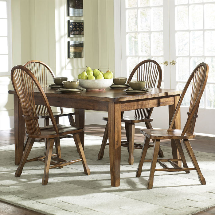 Liberty Furniture | Casual Dining Optional 5 Piece Set in Charlottesville, VA 7812