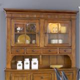 Liberty Furniture | Dining Hutch - Oak in Lynchburg, Virginia 11648