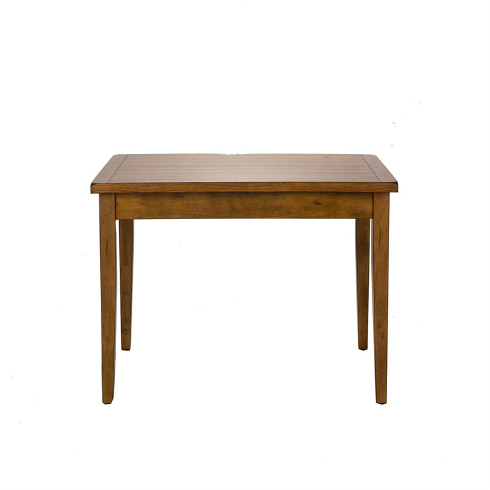 Liberty Furniture | Casual Dining Solid Top Leg Table - Oak in Richmond,VA 7803