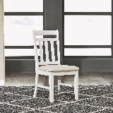 Liberty Furniture | Casual Dining Slat Back Side Chair (RTA) in Richmond,VA 18302