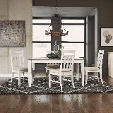 Liberty Furniture | Casual Dining 5 Piece Rectangular Table Set in Winchester, VA 18326