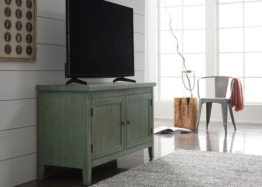 Liberty Furniture | Entertainment 48 Inch TV Console - Green in Charlottesville, Virginia 2079