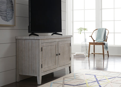 Liberty Furniture | Entertainment 48 Inch TV Console - White in Hampton(Norfolk), Virginia 2080