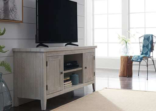 Liberty Furniture | Entertainment 60 Inch TV Console - White in Winchester, Virginia 2086