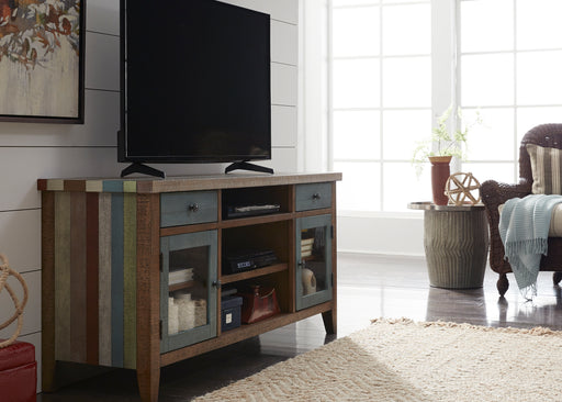 Liberty Furniture | Entertainment 60 Inch TV Console in Charlottesville, Virginia 2084