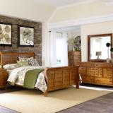 Liberty Furniture | Bedroom King Sleigh 4 Piece Bedroom Set in Baltimore, MD 6558