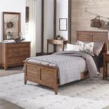 Liberty Furniture | Youth Twin Sleigh 3 Piece Bedroom Set in Charlottesville, VA 5189