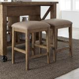 Liberty Furniture | Casual Dining Uph Bar stools in Richmond Virginia 12067