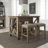 Liberty Furniture | Casual Dining 3 Piece Gathering Table Sets in Hampton(Norfolk), Virginia 12101