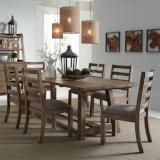 Liberty Furniture | Casual Dining Opt 7 Piece Trestle Table Sets in Frederick, Maryland 12123