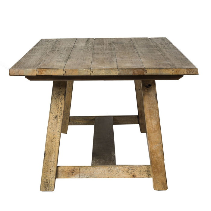 Liberty Furniture | Casual Dining Trestle Tables (96 Inch) in Lynchburg, Virginia 12092