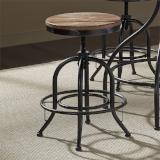 Liberty Furniture | Casual Dining 24 Inch Adjustable Bar stools in Richmond Virginia 12324