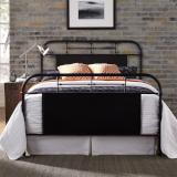 Liberty Furniture | Bedroom King Metal Bed - Black in Lynchburg, Virginia 6045