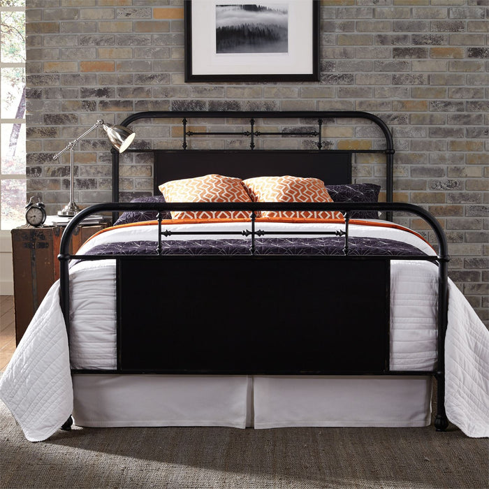 Liberty Furniture | Bedroom King Metal Bed - Black in Lynchburg, Virginia 6046