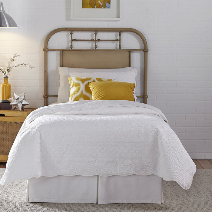 Liberty Furniture | Youth Full Metal Bed - Vintage Cream in Richmond Virginia 5270