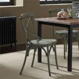 Liberty Furniture | Casual Dining X Back Side Chairs - Green in Richmond Virginia 12368