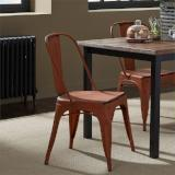 Liberty Furniture | Casual Dining Bow Back Side Chairs - Orange in Richmond Virginia 12472