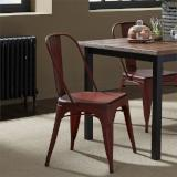 Liberty Furniture | Casual Dining Bow Back Side Chairs - Red in Richmond Virginia 12453