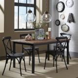 Liberty Furniture | Casual Dining 5 Piece Rectangular Table Sets in Fredericksburg, Virginia 12525