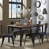 Liberty Furniture | Casual Dining Opt 7 Piece Rectangular Table Sets in Hampton(Norfolk), Virginia 12496