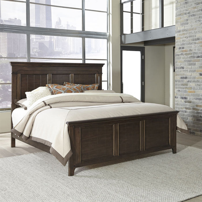 Liberty Furniture | Bedroom King Panel 4 Piece Bedroom Sets in Pennsylvania 3458