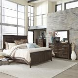 Liberty Furniture | Bedroom King Panel 4 Piece Bedroom Sets in Pennsylvania 3457
