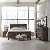 Liberty Furniture | Bedroom Queen Panel 4 Piece Bedroom Sets in Baltimore, Maryland 3475