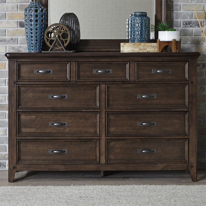 Liberty Furniture | Bedroom King Panel 4 Piece Bedroom Sets in Pennsylvania 3460