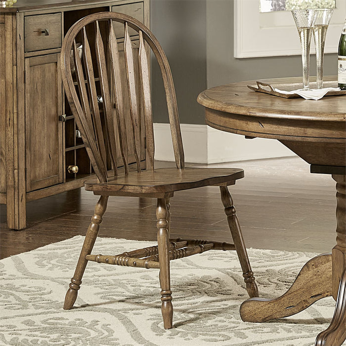 Liberty Furniture | Casual Dining Windsor Side Chair in Richmond,VA 7897