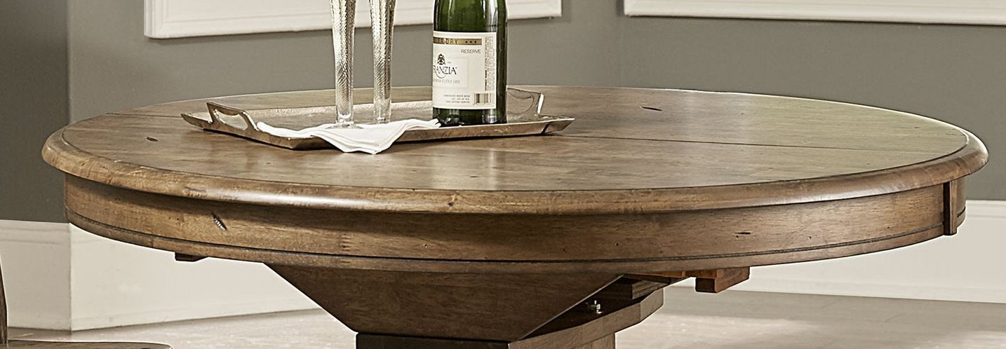 Liberty Furniture | Casual Dining Pedestal Table in Richmond Virginia 7902