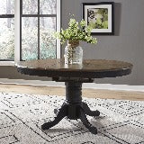 Liberty Furniture | Oval Pedestal Table in Richmond,VA 18906