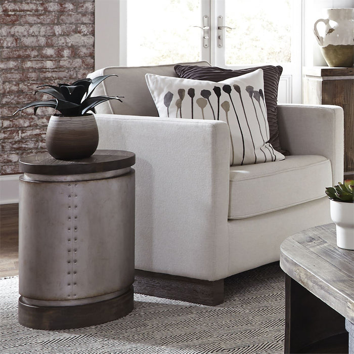Liberty Furniture | Occasional Drum End Table in Richmond,VA 8070