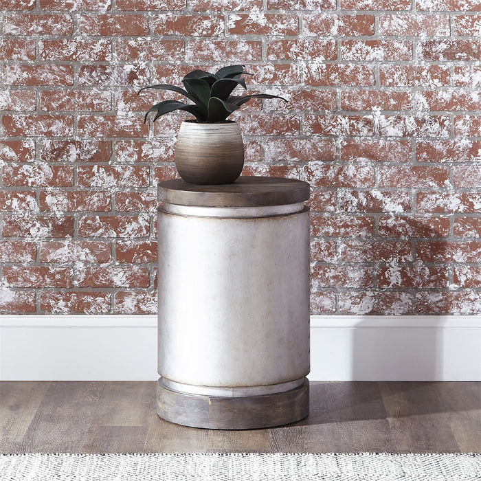 Liberty Furniture | Occasional Drum End Table in Richmond,VA 8069