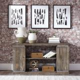 Liberty Furniture | Occasional Door Sofa Table in Richmond,VA 8073