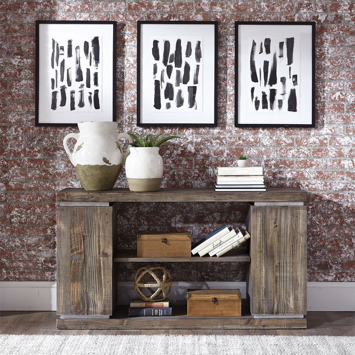 Liberty Furniture | Occasional Door Sofa Table in Richmond,VA 8074