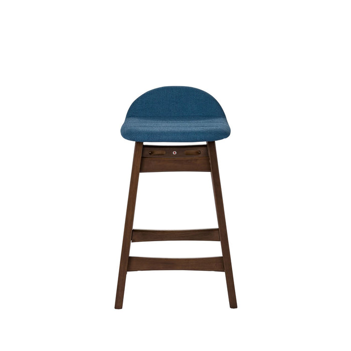 Liberty Furniture | Casual Dining Barstool - Blue in Richmond Virginia 3907