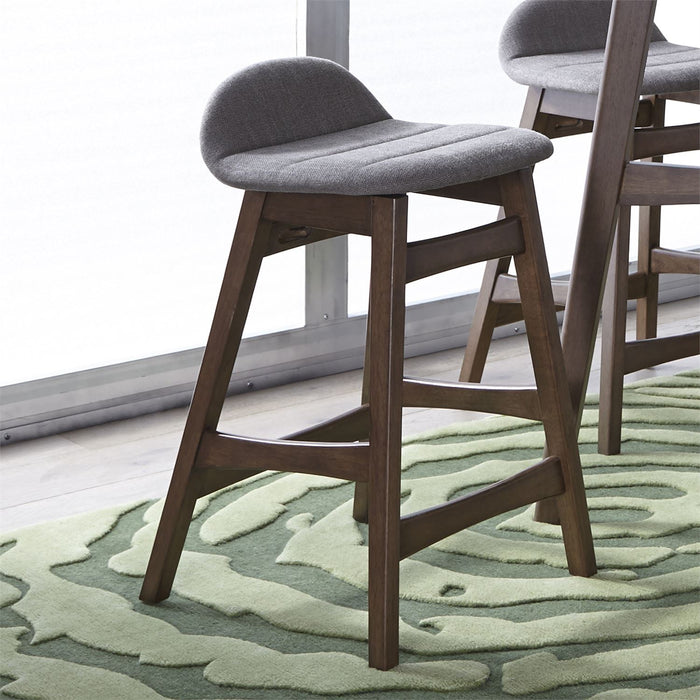 Liberty Furniture | Casual Dining Barstool - Grey in Richmond,VA 3896