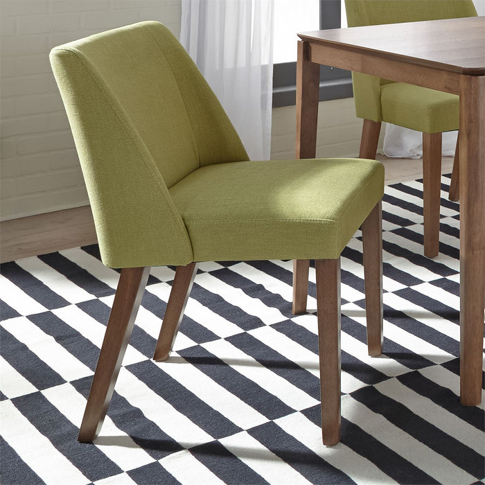 Liberty Furniture | Casual Dining Nido Chair - Green in Richmond Virginia 3934