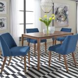 Liberty Furniture | Casual Dining 5 Piece Rectangular Table Set in Winchester, VA 4023