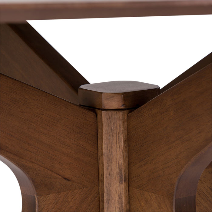 Liberty Furniture | Casual Dining Round Pedestal Table in Richmond,VA 4012