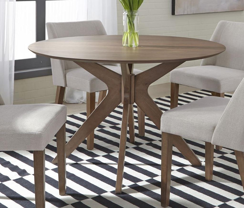 Liberty Furniture | Casual Dining Round Pedestal Table in Richmond,VA 4009
