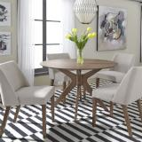 Liberty Furniture | Casual Dining Round Pedestal Table in Richmond,VA 4008