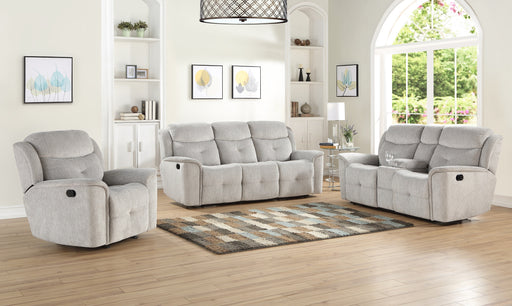 New Classic Furniture | Living Recliner Power 3 Piece Set in Pennsylvania 5968