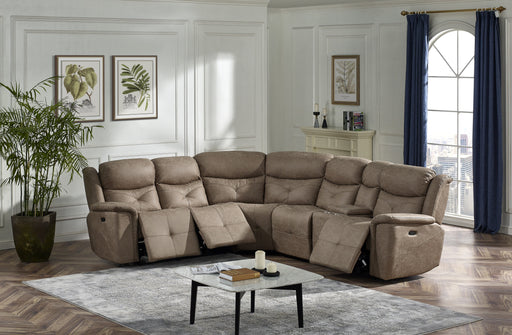 New Classic Furniture | Living Power Sectional in New Jersey, NJ 5536