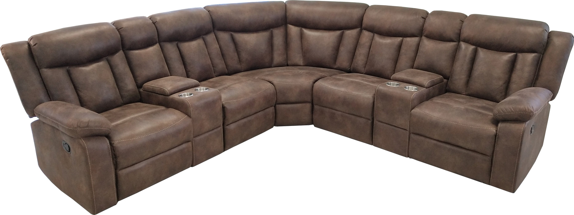 New Classic Furniture | Living Recliner Sectional in Washington D.C, Maryland 6150