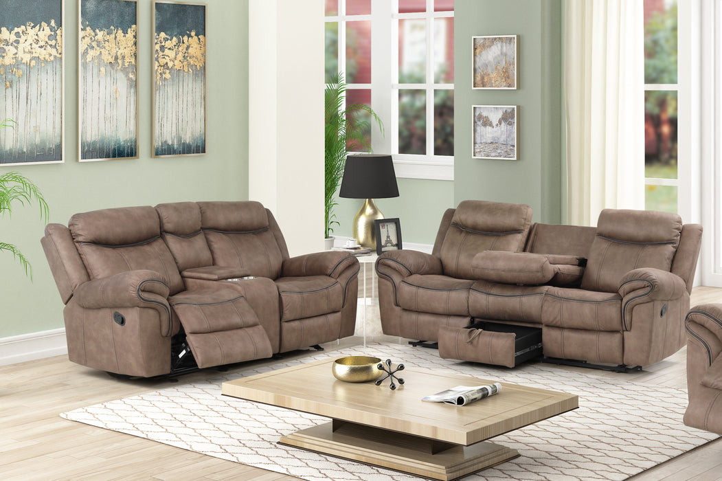 New Classic Furniture | Living Recliner Power 2 Piece Set in Pennsylvania 5894