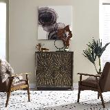 Liberty Furniture | Accents 2 Door Wine Accents Cabinet in Richmond Virginia 18448